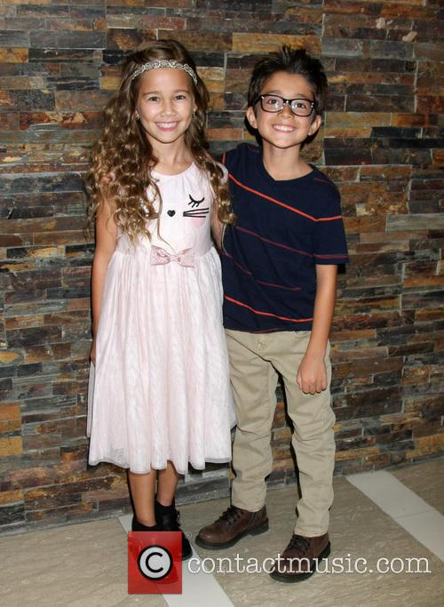 General Hospital, Brooklyn Rae Silzer and Nicolas Bechtel 1