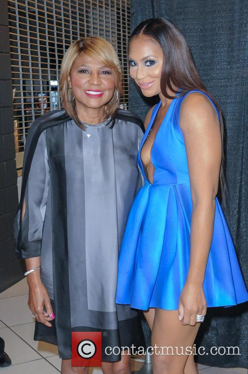 Evelyn Braxton and Tamar Braxton 3