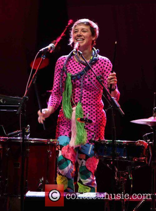 Merrill Garbus and Tune-yards 7