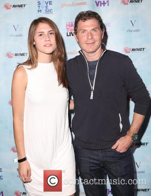 Sophie and Bobby Flay 2