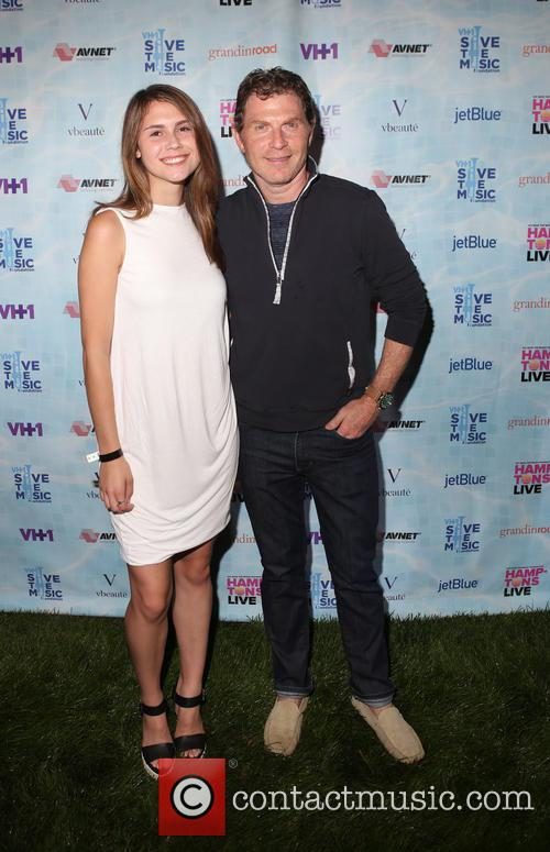 Sophie and Bobby Flay 1