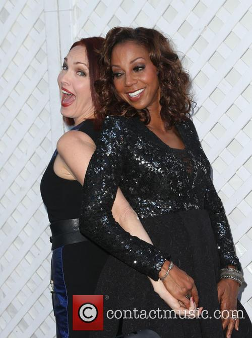 Amy Yasbeck and Holly Robinson Peete 5