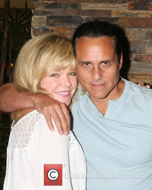 Maura West and Maurice Bernard 1