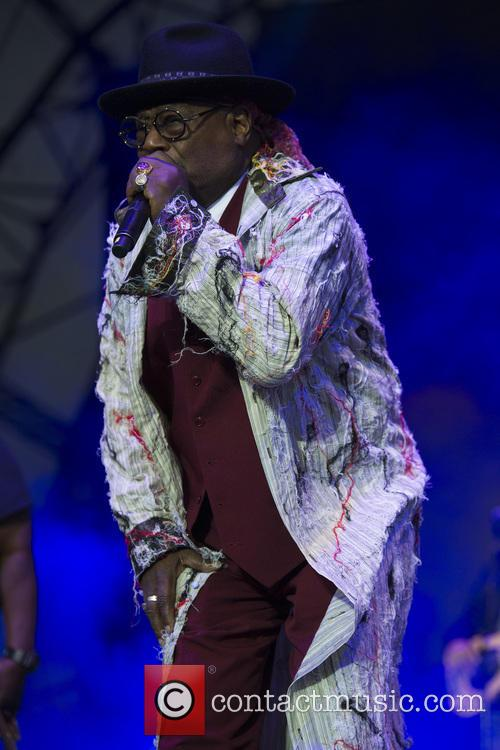 George Clinton 8