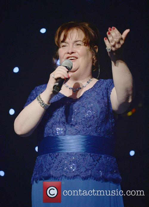 Susan Boyle Reportedly Escorted From Airport Lounge By Police After Suffering 'Meltdown'