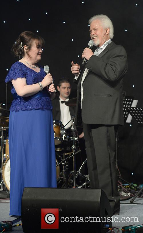 Merrill Osmund and Susan Boyle 4