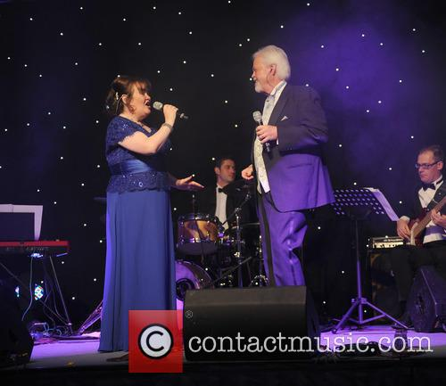 Merrill Osmund and Susan Boyle