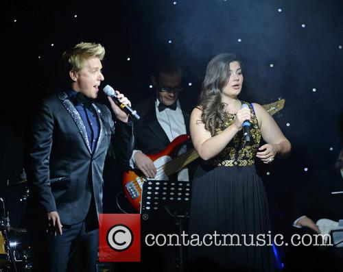 Jonathan Ansell and Charlotte Jaconelli 2