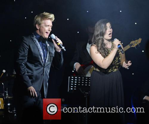 Jonathan Ansell and Charlotte Jaconelli 6