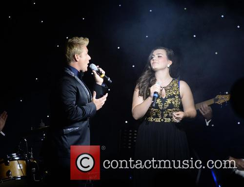 Jonathan Ansell and Charlotte Jaconelli 7