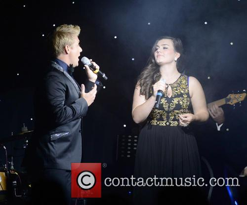 Jonathan Ansell and Charlotte Jaconelli 8