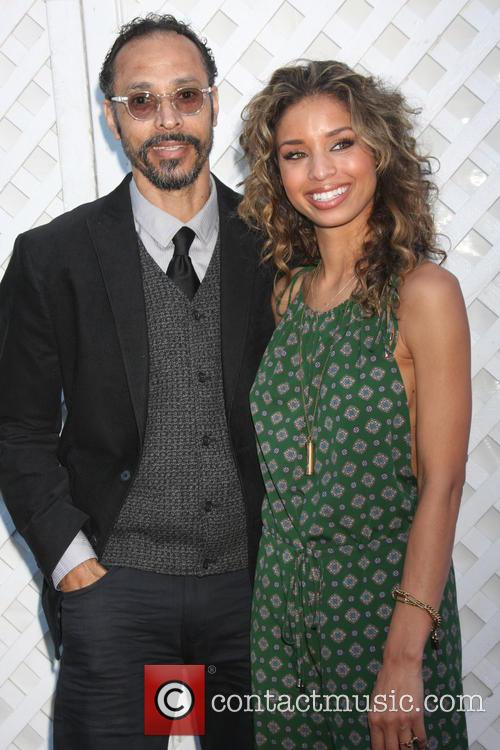 Brytni Sarpy and Her Father 1