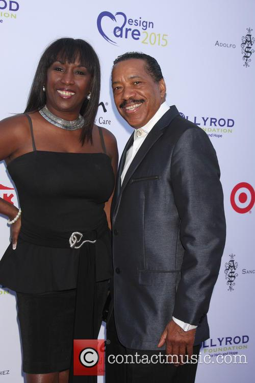 Kiki Shepard and Obba Babatunde 1