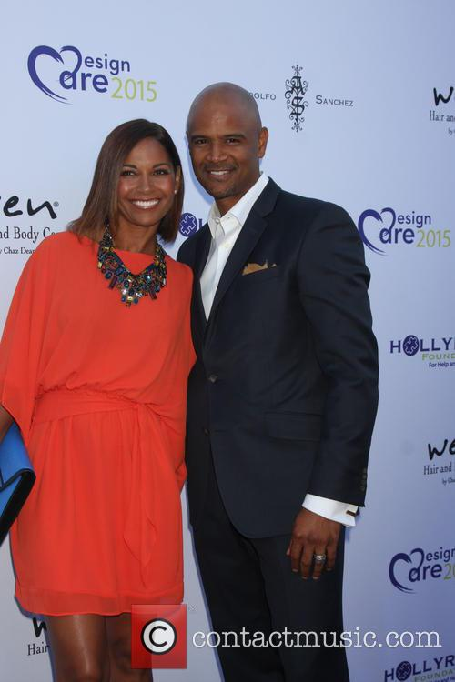 Salli Richardson Whitfield and Dondre T Whitfield 2