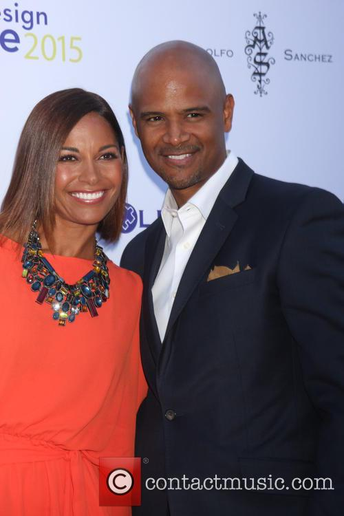 Salli Richardson Whitfield and Dondre T Whitfield 3