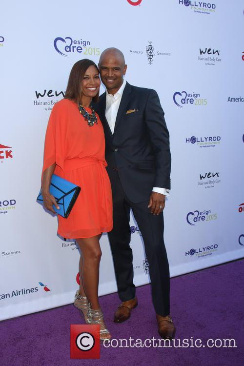 Salli Richardson Whitfield and Dondre T Whitfield 1