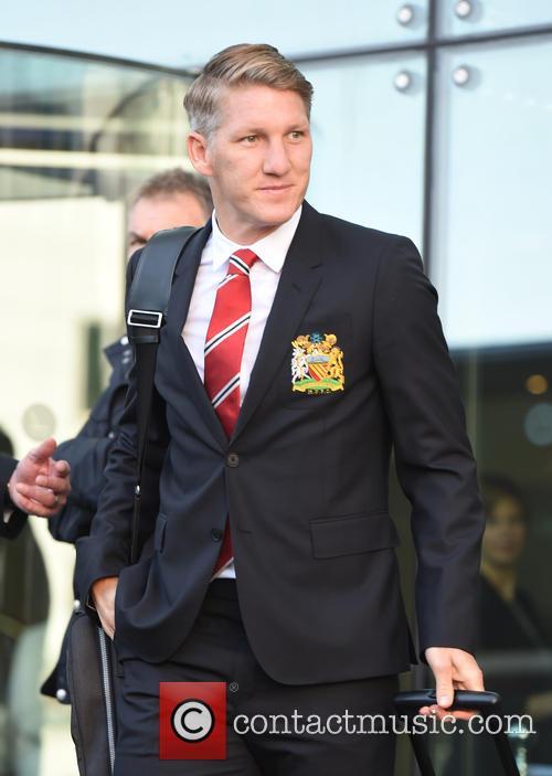 Manchester United and Bastian Schweinsteiger 3