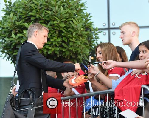 Manchester United and Bastian Schweinsteiger 5