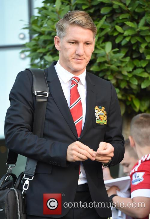 Manchester United and Bastian Schweinsteiger 6
