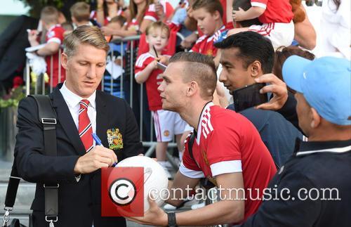 Manchester United and Bastian Schweinsteiger 9