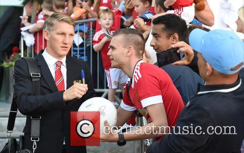 Manchester United and Bastian Schweinsteiger 10