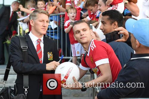 Manchester United and Bastian Schweinsteiger 11