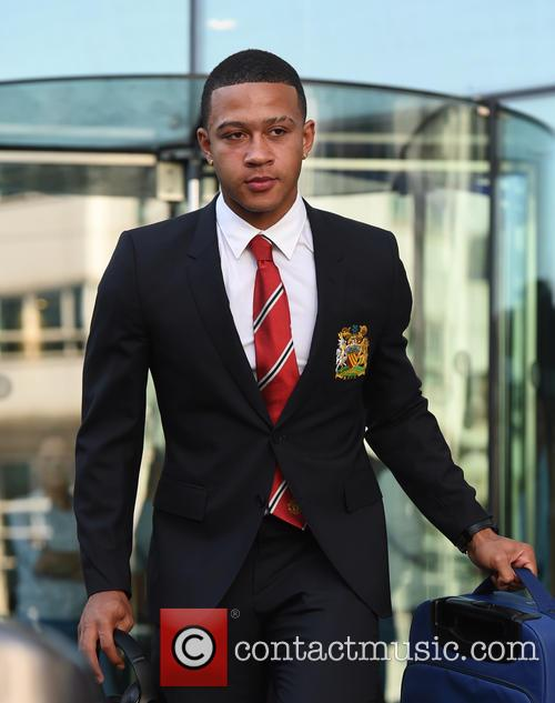 Manchester United and Memphis Depay