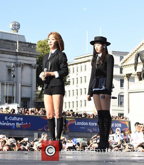 F(x) Amber, Victoria, Luna and Krystal 3