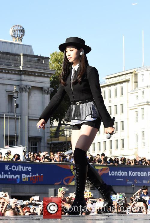 F(x) Amber, Victoria, Luna and Krystal 4