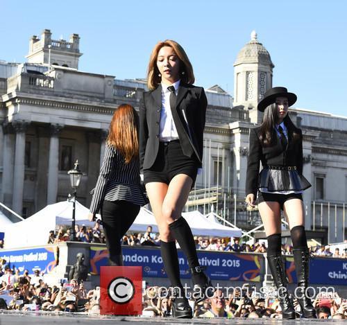 F(x) Amber, Victoria, Luna and Krystal 5