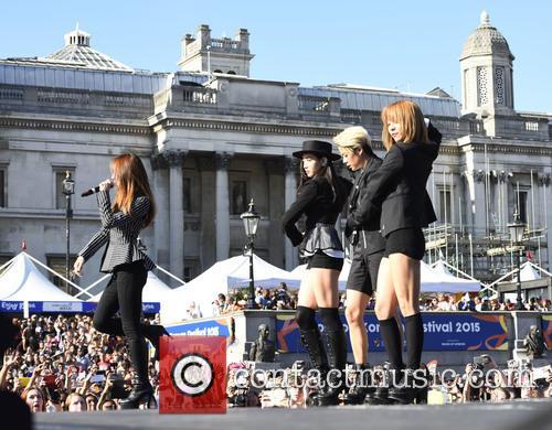F(x) Amber, Victoria, Luna and Krystal 6