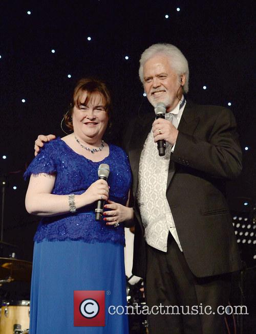 Susan Boyle and Merrill Osmond 2