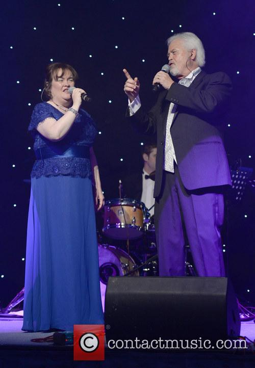 Susan Boyle and Merrill Osmond 5