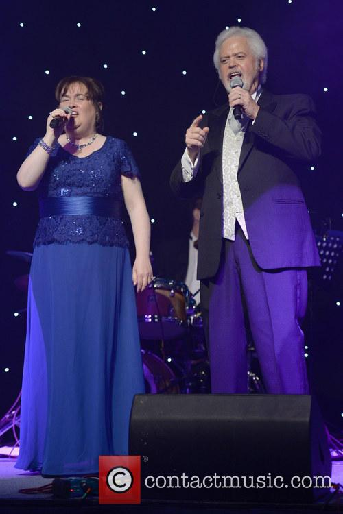 Susan Boyle and Merrill Osmond 6