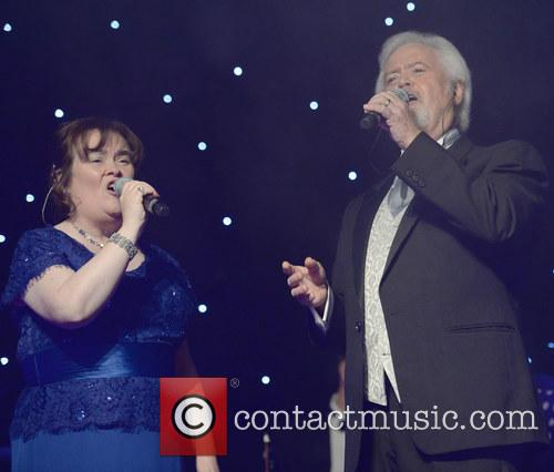 Susan Boyle and Merrill Osmond 1