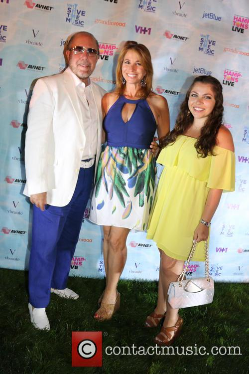 Bobby Zarin, Jill Zarin and Allie 1