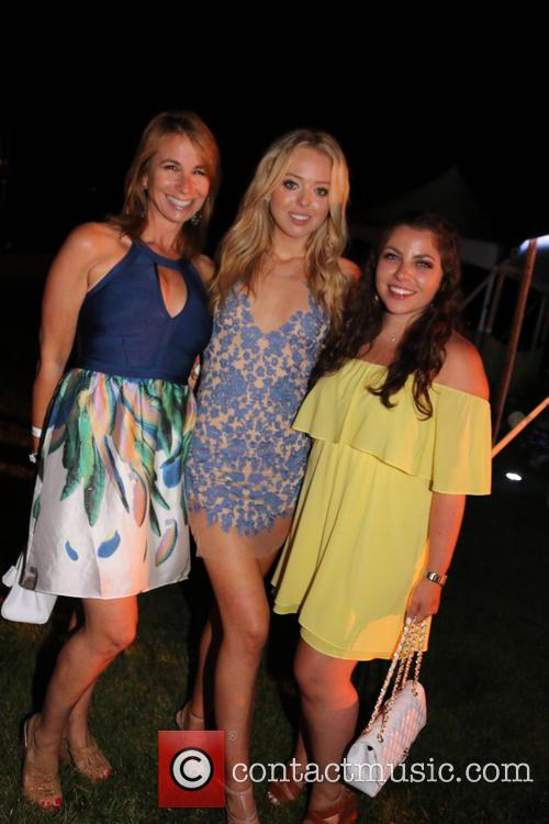 Jill Zarin, Tiffany Trump and Allie Shapiro 1