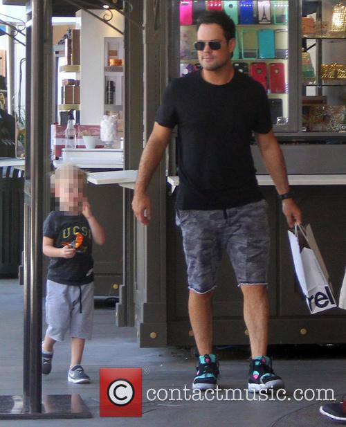 Mike Comrie and Luca Comrie 2