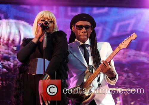 Nile Rodgers and Chic 4