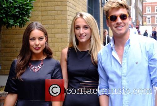 Louise Thompson, Tiffany Watson and Sam Thompson 2