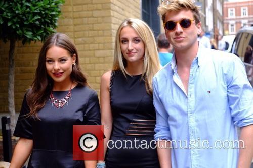 Louise Thompson, Tiffany Watson and Sam Thompson 3