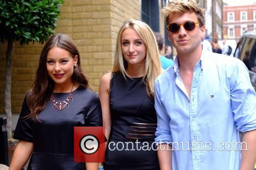 Louise Thompson, Tiffany Watson and Sam Thompson 4