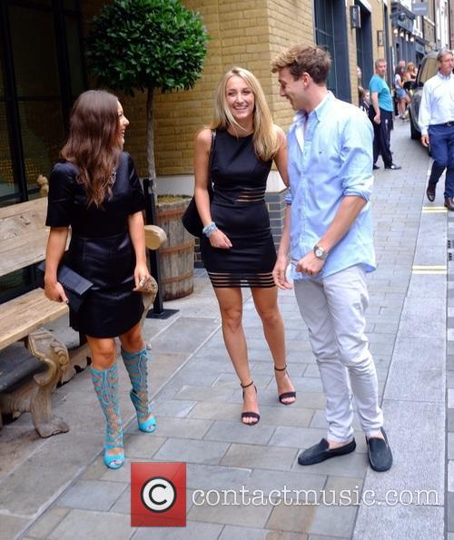 Louise Thompson, Tiffany Watson and Sam Thompson 1