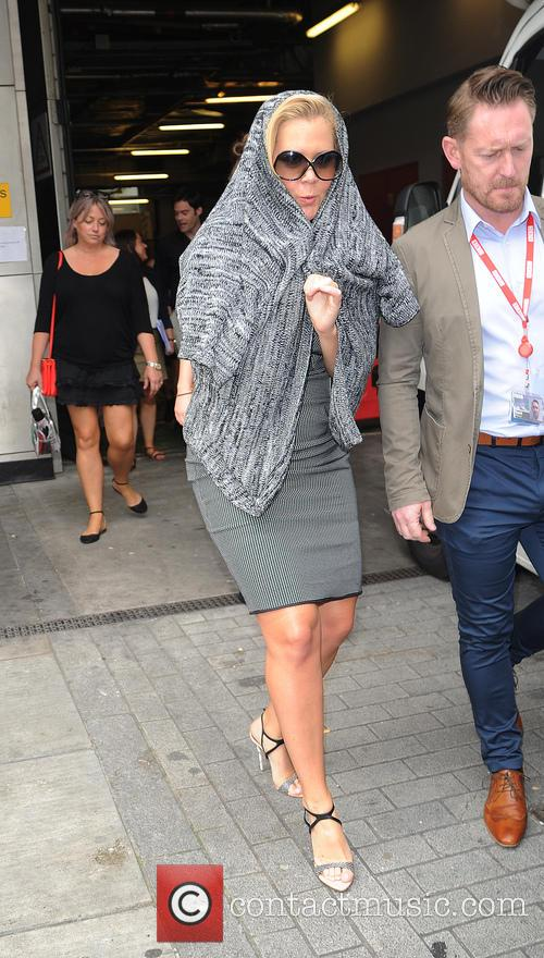 Amy Schumer at BBC Radio 1