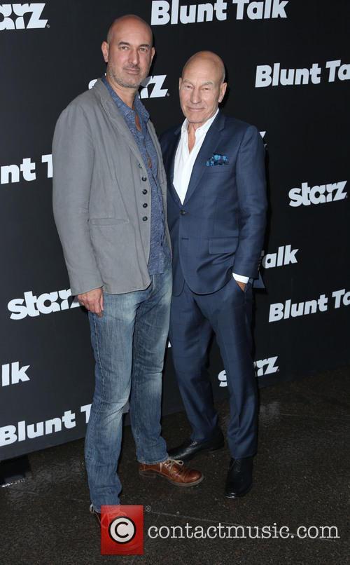 Daniel Stewart and Patrick Stewart 1