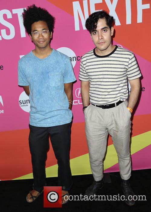 Chaz Bundick and Alan Palomo 1