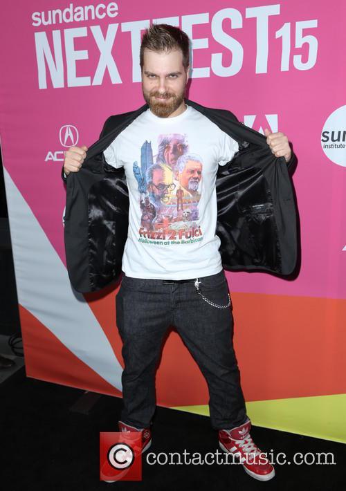 Sundance Nextfest 2015 - 'Turbo Kid' - Premiere