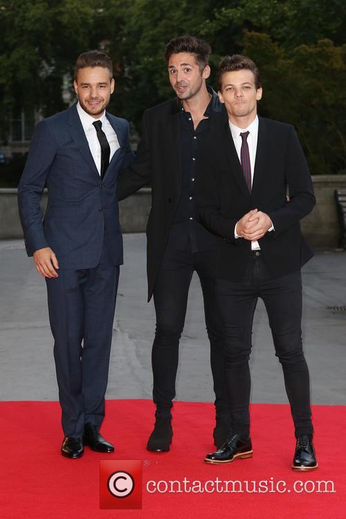 Liam Payne, Ben Haenow and Louis Tomlinson 2
