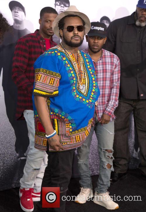 School Boy Q and Kendrick Lamar 1