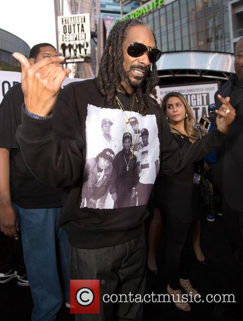 Snoop Lion and Snoop Dogg 1